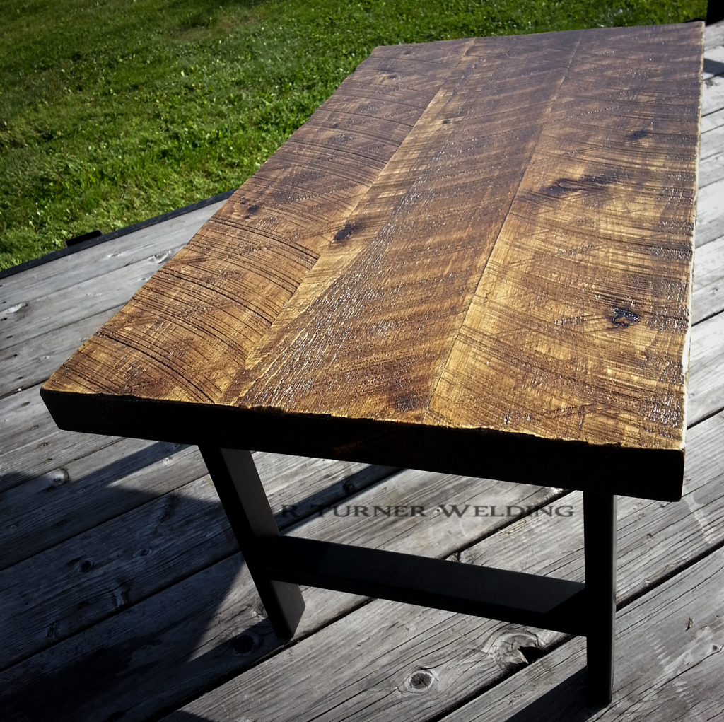 Handcrafted Industrial Style Coffee Amp Dining Tables R